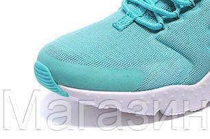 Женские кроссовки Nike Air Huarache найк хуарачи голубые, фото 2