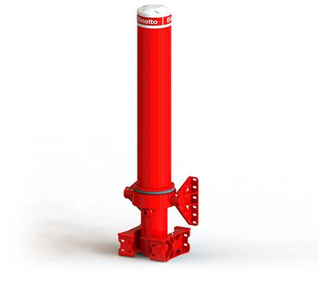 Телескопический цилиндр ОК.3.3135.135 KR Hydrotip/RP Techniek
