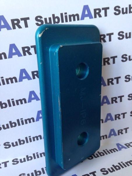 Форма для 3D сублимации на iPhone, iPod, iPad