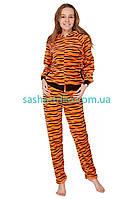Махровый  Костюм тигр