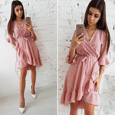 bc311dc73ee Платье в горошек  продажа