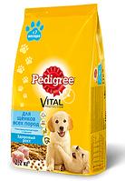 Корм PEDIGREE (Педигри) Юниор для молодых собак средних пород, 6,5 кг