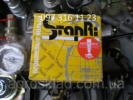 Комплект поршневых колец Д-240 (МТЗ), фото 2