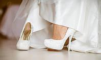 Как подобрать туфли к платью?