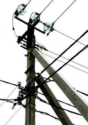 Опоры СВ 164-12.0 железобетонные для линий электропередач (ЛЭП).