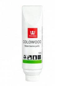 Шпаклівка для дерева Tikkurila Colowood Коловуд 0,5л Сучок сосни