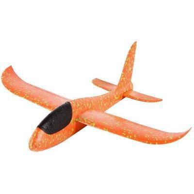 Планер метательный EXPLOSION, размах крыльев 49 см, оранжевый
