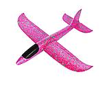 Планер метальний EXPLOSION, розмах крил 49 см, фіолетовий, фото 5