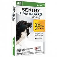 Fiproguard ФИПРОГАРД капли от блох, клещей и вшей для собак 10-20 кг, 1.34 мл, 1 пипетка