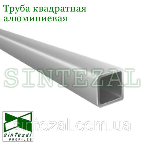 Квадратная алюминиевая труба