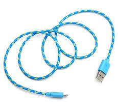 Провода и кабеля для зарядки