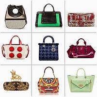 Виды женских сумок и рекомендации по выбору