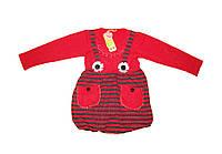 Платье детское трикотажное для девочки.хорошее качество №2232
