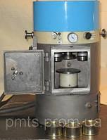 Полуавтоматическая машина для закатки жестяных банок