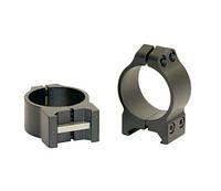 Крепление Warne Fixed Ring 2,54см. Low стальное