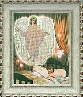 Набор для вышивки бисером Ангел сна 1 КИТ 71211