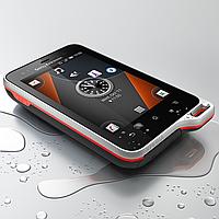 Водонепроницаемый смартфон Sony Ericsson Xperia Active! Сертификат защиты IP67!