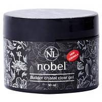 NL n.o.b.e.l. BUILDER CRYSTAL CLEAR GEL - 50 мл.