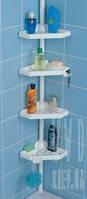 Полка для ванной Prima Nova №1 телескопическая