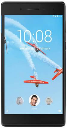 "Планшет Lenovo TAB4 TB-7304F WiFi 1/8Gb (ZA300111UA) Black 7"" IPS Гарантия 12 месяцев, фото 2"