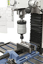 KF 25D Vario настольный сверлильно фрезерный станок по металлу  Bernardo, Австрия, фото 2