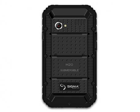 Смартфон Sigma Х-treme PQ14 Black 12 мес.гарантия, фото 2
