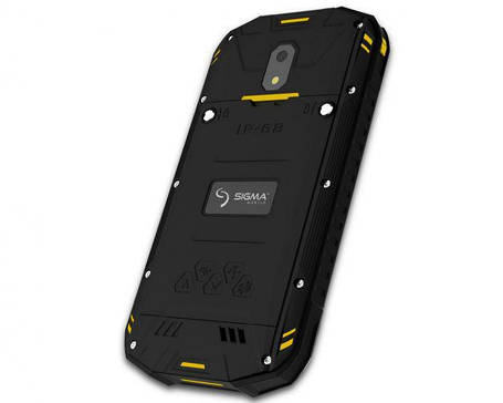 Смартфон Sigma Х-treme PQ17 Black 12 мес.гарантия, фото 2
