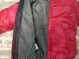 Теплый костюм демисезонный детский Сердечки (9 мес-2,5 лет), фото 7