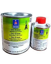 Маркерная краска Sherwin-Williams Dry Erase, прозрачная на 5 кв.м.