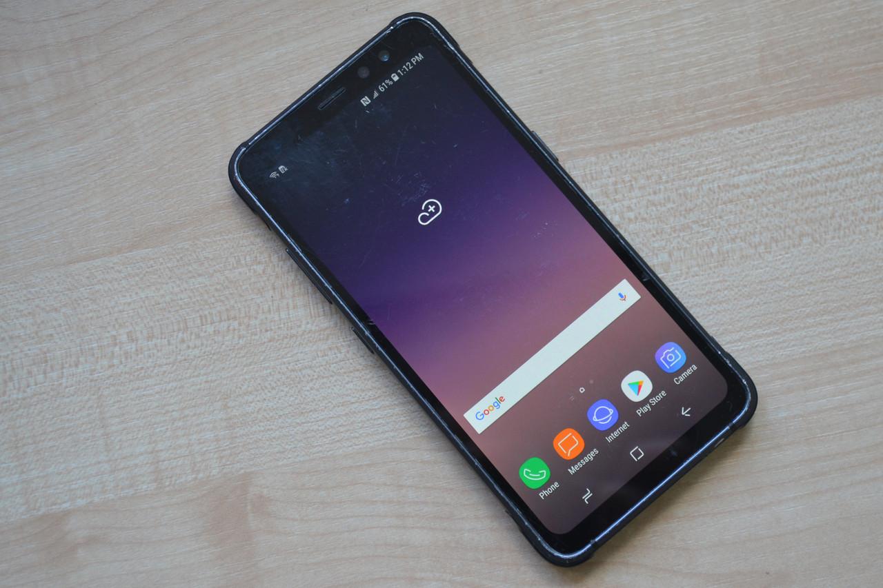 Samsung Galaxy S8 Active 64Gb SM-G892A Black Оригинал!