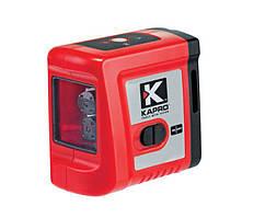 Лазерный уровень (нивелир) Kapro 862 Mini Cross Line Laser