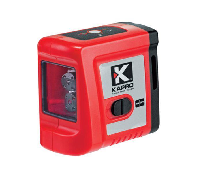 Лазерный уровень (нивелир) Kapro 862 Mini Cross Line Laser, фото 1