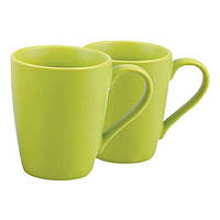 Набор чашек из керамики (2шт.) 250мл Fissman (SC-9321.250)