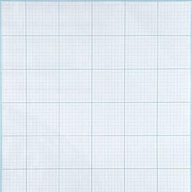 Бумага масштабно-координатная * голубая А2 65гр (400х600) 1л