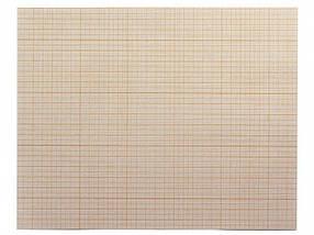 Бумага масштабно-координатная * А4 65гр 1л (297х210)