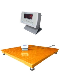 Платформенные весы для взвешивания ЗЕВС™ ЭКОНОМ тип ВПЕ 1515 до 3 тон