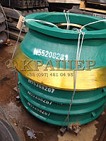 Metso HP300 Футеровка чаши (Бронь) N55208281 и Футеровка конуса (Бронь) N55308267