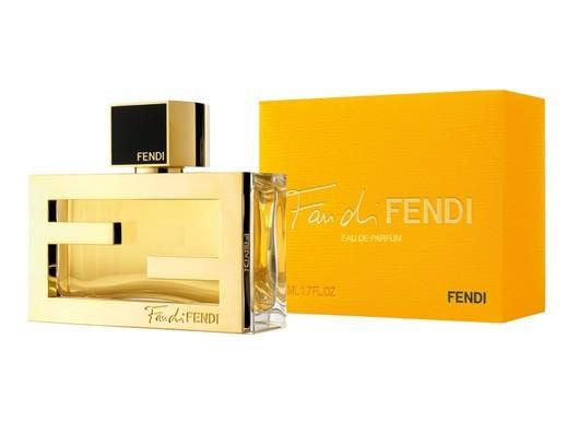 Парфюмированная вода женская (копия) Fendi Fan di Fendi 75 ml