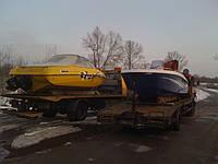 Перевозка яхт, лодок, катеров