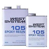 Эпоксидная смола WEST SYSTEM 105, 1 кг