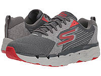 2bebf67d57a6 Кроссовки Кеды (Оригинал) SKECHERS Performance Go Run Max Road Charcoal Red