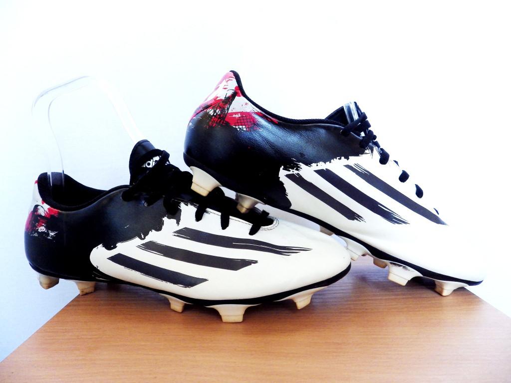 Бутсы Adidas Messi 10.4 FG 100% Оригинал  р-р 42 (26,5см) (сток, б/у) original копы адидас