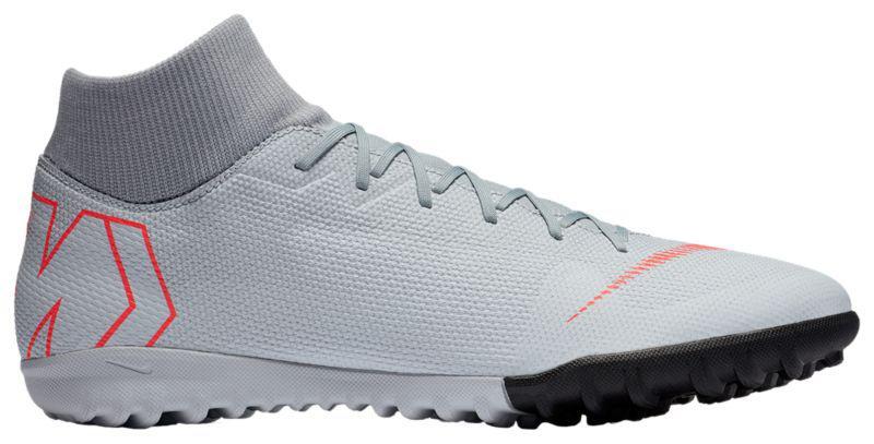 49461774 Кроссовки/Кеды (Оригинал) Nike Mercurial SuperflyX 6 Academy TF Wolf Grey/ Bright