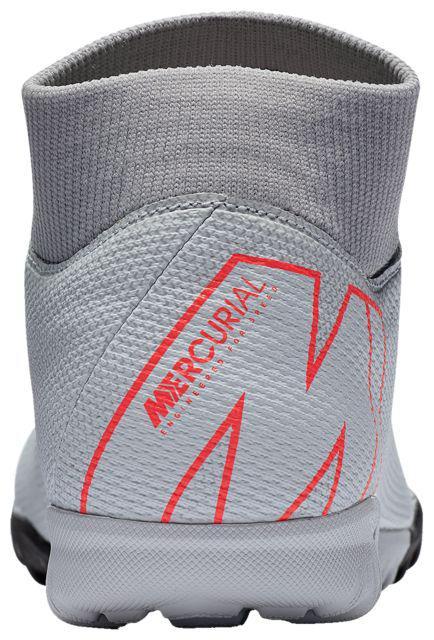 460bc0c5 Кроссовки/Кеды (Оригинал) Nike Mercurial SuperflyX 6 Academy TF Wolf Grey/ Bright ...