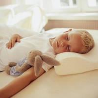 Как выбрать детскую подушку