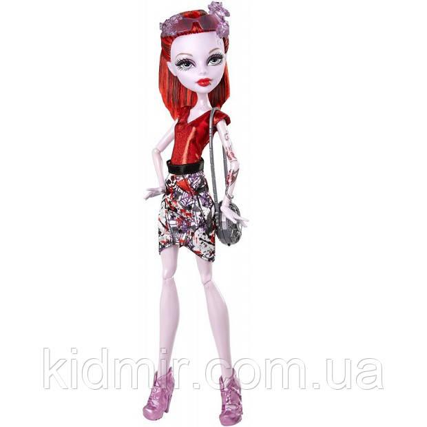 Лялька Monster High Оперета (Operetta) з серії Boo York Монстр Хай