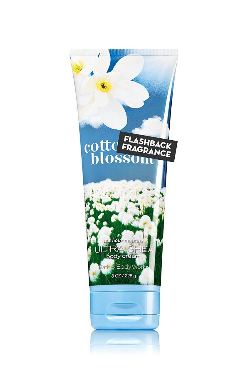 Крем для тела Bath&Body Works Cotton Blossom Ultra Shea Body Cream
