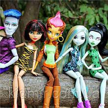 Набор кукол Monster Student Disembody Council Студсовет Монстер Хай Школа монстров
