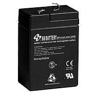 Аккумуляторная Батарея B. B. Battery Вр 4-6