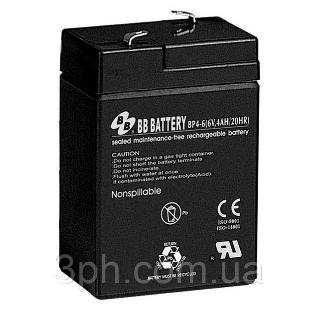 BB Battery 4 6